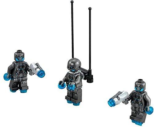 LEGO Marvel Ultron Sentry Officer & Sentries Minifigures 2015