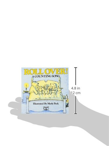 Roll Over!: A Counting Song: Merle Peek: 0046442980371: Amazon.com ...
