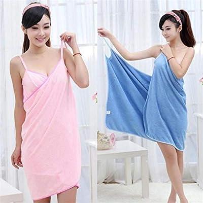 Creative Beach Towels Bath Towels Fashion Lady Girls Wearable Fast Drying Magic Bath Towel Beach Spa Bathrobes Bath Skirt