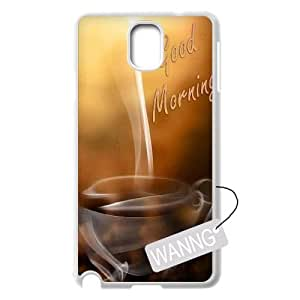 coffee Samsung Galaxy Note3 N9000 Case Cover, coffee DIY Case for Samsung Galaxy Note3 N9000 at WANNG
