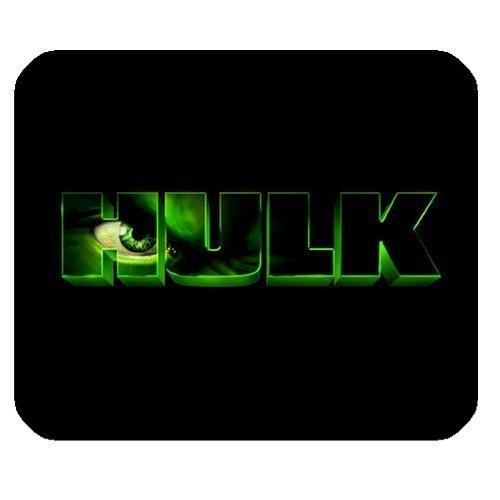 ROBIN YAM Personalized The Incredible Hulk Rectangle Non-Slip Rubber Mousepad Gaming Mouse Pad -RYMP15605 - Personalized Incredible Hulk