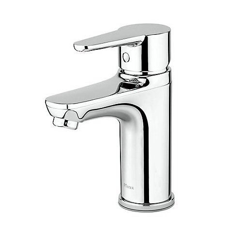 Pfister Pfirst Modern LG142-0600 Single Control Bath Faucet in Polished Chrome by Pfister