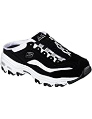Skechers DLites Set in Stone Womens Slip On Sneaker Clogs