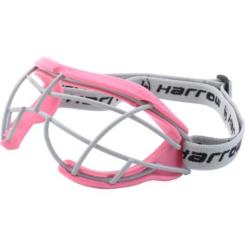 Harrow 580311 x Vision Field Hockey/Lacrosse Goggle, Pink Face Pad
