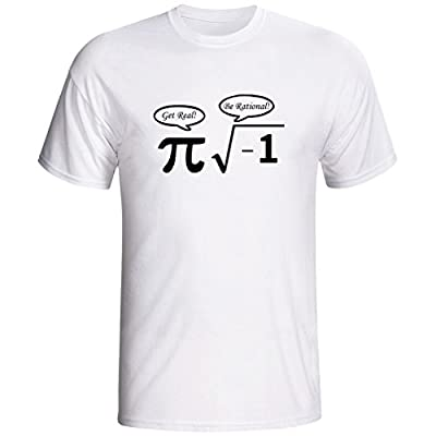 OKnown Funny Pi Ate Some Pie and It was Delicious Men's T-Shirt Graphic Math Physics E=MC2 Get Real Be Rational