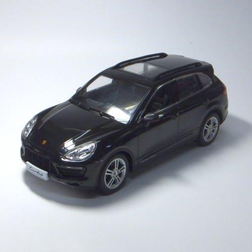 A la venta con descuento del 70%. 1 16 RC Porsche Cayenne Negro Negro Negro TY-0102PBK  a la venta
