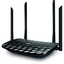 TP-Link WiFi 無線LAN ルーター 11ac MU-MIMO ビームフォー...