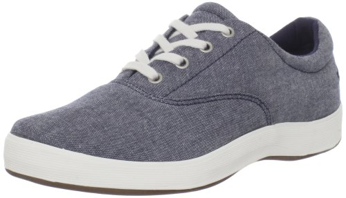 Grasshoppers Women's Janey Lace Up Shoes,Navy Chambray,11 W US