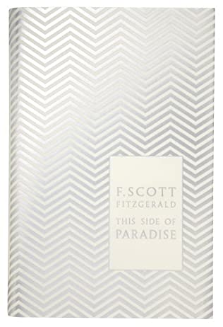 book cover of This Side of Paradise