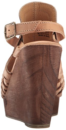 Very Volatile Women's Carry Wedge Sandal Tan tkYzPkxgj