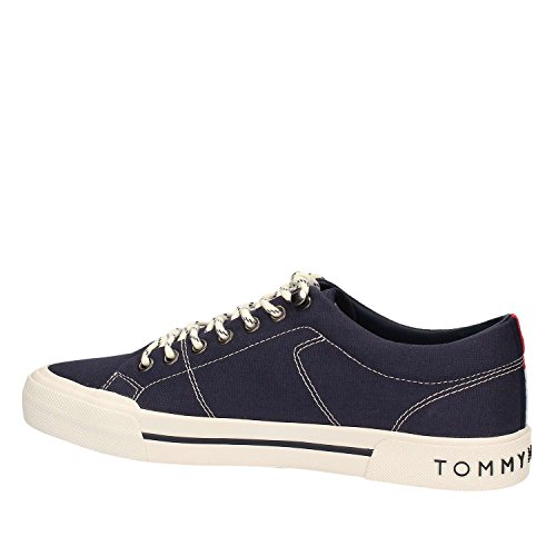 Tommy Hilfiger Fm0fm00593 Zapatillas Hombre Azul