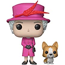 Funko Royals Reina Elizabeth II Pop Vinilo Figura