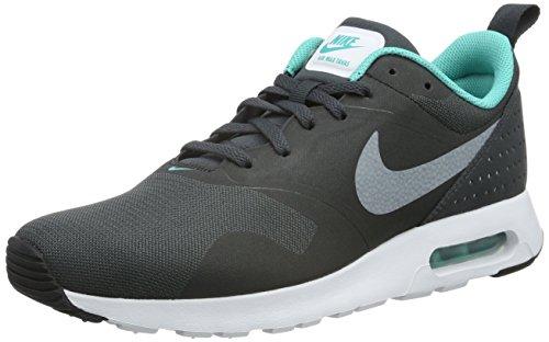 Nike Herren Air Max Tavas Laufschuhe, Grau (Anthracite/White-Clr Jade-Blk_023), 44.5 EU