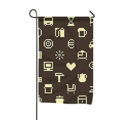 """yyoungsell Seasonal Holiday Garden Flag Set 12"""""""" x 18"""""""" Decorative Flags for Outdoors - Weather Tested and Fade Resistant- Best for Party Yard and Home Outdoor Decor"""