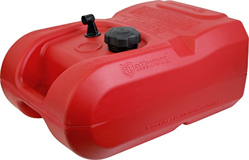 Attwood Epa Certified Portable Fuel Tank 6 gallon by attwood (Image #1)