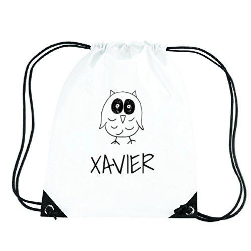 JOllipets XAVIER Turnbeutel Sport Tasche PGYM6025 Design: Eule