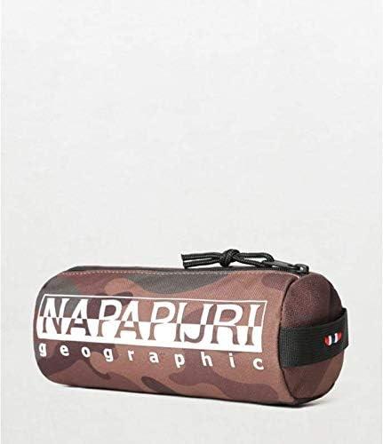 Napapijri - Estuche de lápices F84 Fantasy: Amazon.es: Oficina y papelería