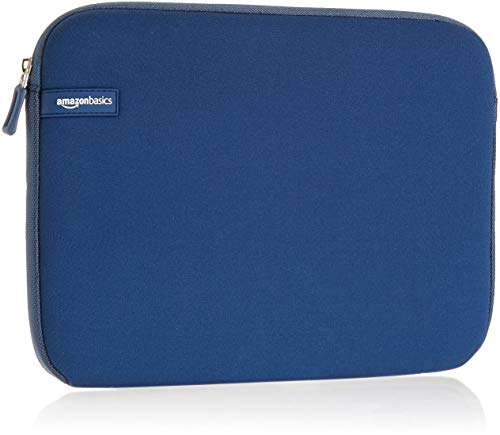 AmazonBasics 11.6-Inch Laptop Sleeve - Navy