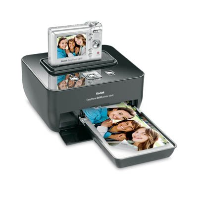 Kodak EasyShare G610+C713 Printer Dock and 7.0 MP Digital - Kodak Camera Printer Dock Easyshare