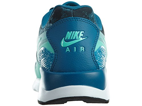 Nike 844927-300, Women's Sneakers Green (Green Abyss / Hyper Turq-white-black)