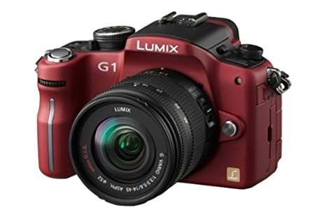 Panasonic Lumix DMC-G1K - Cámara Réflex Digital 13.1 MP (Objetivo ...