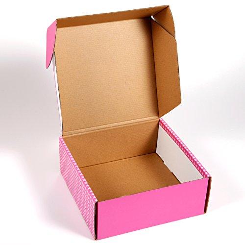 CLE DE TOUS- Caja de Cartón para Regalo El Packaging Perfecto con Letra SURPRISE Hey my love: Amazon.es: Juguetes y juegos