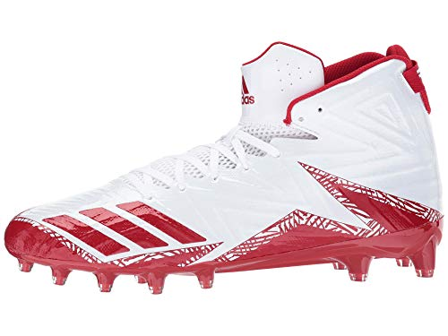 Men's Red Freak Red Mid adidas White x Carbon Performance fw5nW4qU
