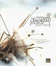 Thoreau : Journal (1837-1861) par Henry David Thoreau