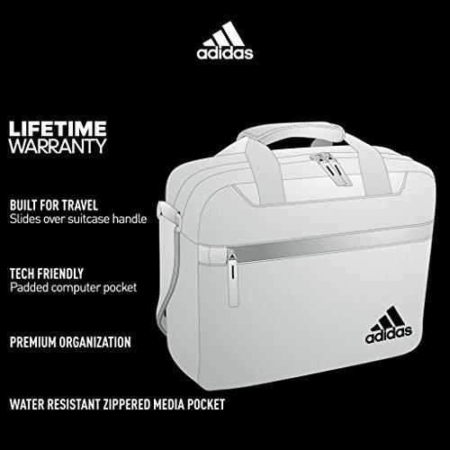 : adidas stadium messaggero, di nero, una dimensione: sport & esterno