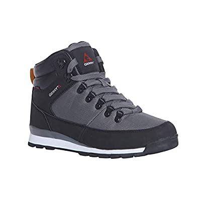 Gerry Outdoor Men's Replay Hiking Boots Since 1946 (8.5, Black) | Hiking Boots