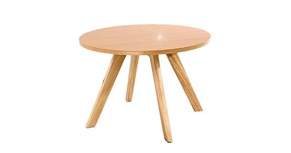 Amazon.com: Mesa de café de moda / mesa de ocio de madera ...