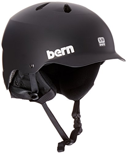 Bern Helmets Bern Watts Eps Helmet Matte Grey