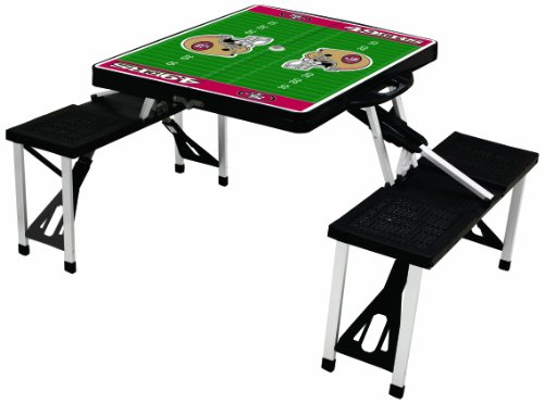 Picnic Francisco 49ers Table Sport