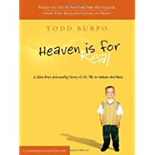 Heaven Is For Real Conversation Guide ,by Burpo, Todd ( 2011 ) Paperback