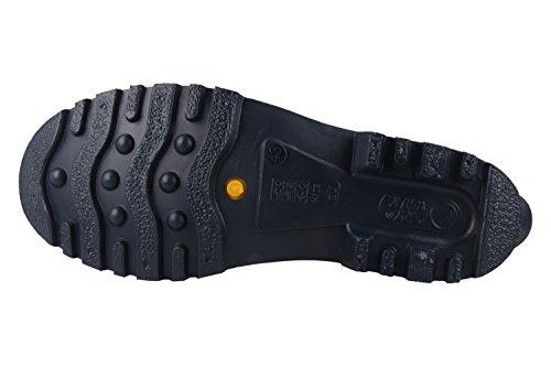 Nils - para hombre botas de agua, Couleur:jaune;Taille:48