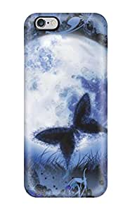 Quality Lillie Bauer Case Cover With Butterfly Nice Appearance Compatible With Iphone 6 Plus