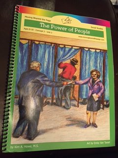 Moving Beyond the Page - The Power of People (Ages 8-10 - Concept 2 - Unit 2)