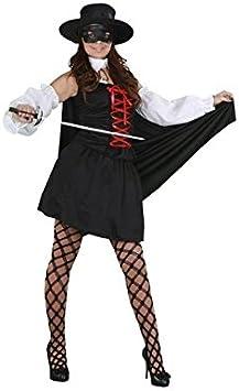 Juguetes Fantasia - Disfraz heroina enmascarada adulto: Amazon.es ...