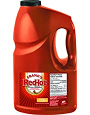Frank's RedHot, Hot Sauce, Original, 3.78L