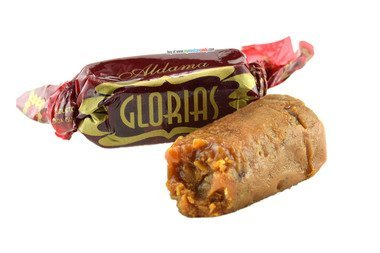 Amazon.com : Aldama Glorias (10.5 oz)10 count. Goat Milk Caramel Candy W/ Walnuts. : Grocery & Gourmet Food