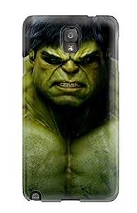 Cute Tpu Michael paytosh Hulk Case Cover For Galaxy Note 3