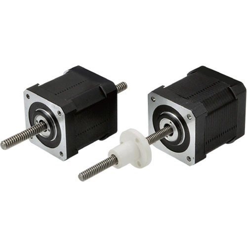 Image of Industrial Motors Anaheim Automation 17AW302CX12-LW4-NC Stepper Linear Actuator
