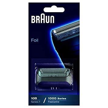 BRAUN - Lamica afeitadora Braun serie 1000: Amazon.es: Bricolaje ...