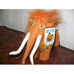 ice age 2 dawn of the dinosaurs 9 ellie plush by 20th century fox