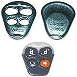 874V Viper 4-Button Replacement Case for 474V Remote