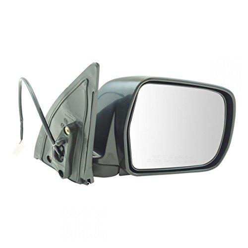 Power Side View Door Mirror RH Right Passenger Side for 01-07 Toyota Highlander (Right Side Mirror Rh)