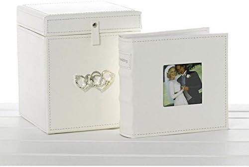 Wedding Day 3 Albums And Keepsake Box Set By Shudehill Giftware Amazon Co Uk Kitchen Home