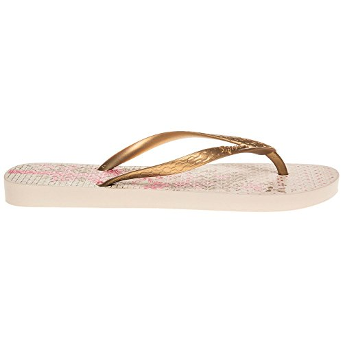 Ipanema Tropic Damen Sandalen Gold