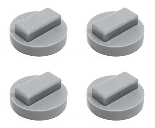(TMB Motorsports 4 Pack Universal for BMW and Mini Cooper Polyurethane Square Jack Pad Adapter)