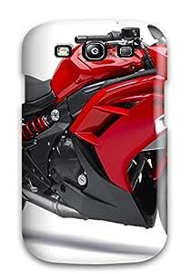 Durable Kawasaki Motorcycle Back Case/cover For Galaxy S3